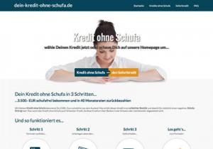 Schweizer Kredit  KreditHilfe  Kredit ohne Schufa